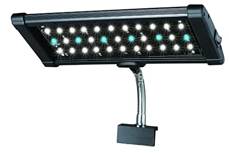 Plafoniere Led Per Acquario : Aql plafoniera hi lumen clip on led fresh °k w