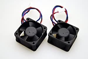 Dell DELL-6248-FANKIT-2 2x Quiet Power Supply Replacement Fans for Dell PowerConnect 6248 (XT800) 18dBA Noise