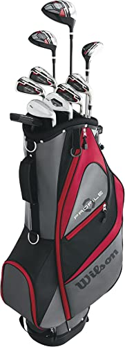 Wilson Men s Profile XD Complete Golf Set with Bag