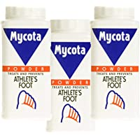 2 Pack MYCOTA Athlete's Foot Powder 70G Treats & Prevents Athlete's Foot