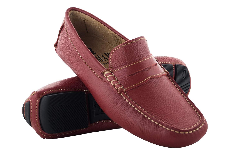 Zerimar Mokassins für Herren   Mokassins Herren Leder   Schuhe Mokassin Herren   Herren Klasische Mokassins   Loafers Mokassins   Loafers Mokassins Herren   Mokassins Loafers Leder  | Moderne und elegante Mode