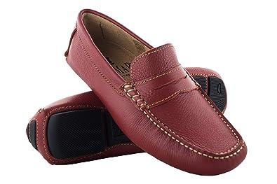 Zerimar Mocasines Hombre | Mocasines Hombre Piel | Mocasines Hombre Cuero | Mocasines Loafer Hombre | Zapatos Hombre Casuales Mocasines | Mocasines Loafer ...