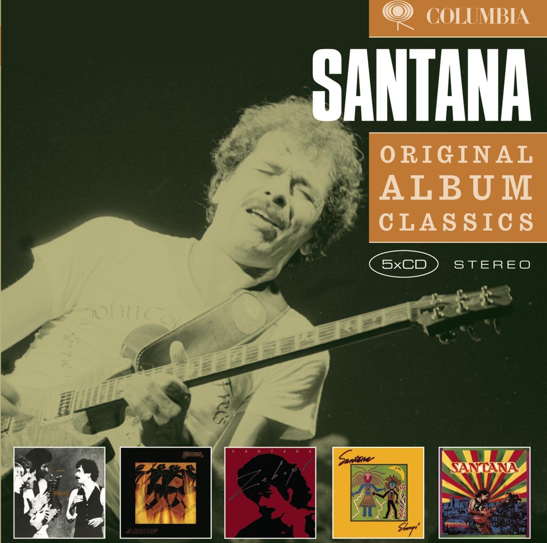 5cd Original Album Classics (Inner S Ecrets/Marathon/Zebop!/Shango/Freedo M) by CD