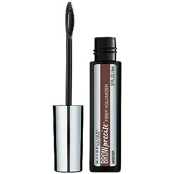 Maybelline Brow Precise Fiber Volumizer Eyebrow Mascara, Auburn, 0.27 fl. oz.
