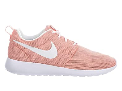 buy online 8c590 71a99 Nike Roshe One Coral Stardust/White (WS) (5 B US): Amazon.ca ...