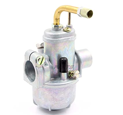 Amazon com: Puch Moped 12mm Bing Style Carb Carburetor Maxi
