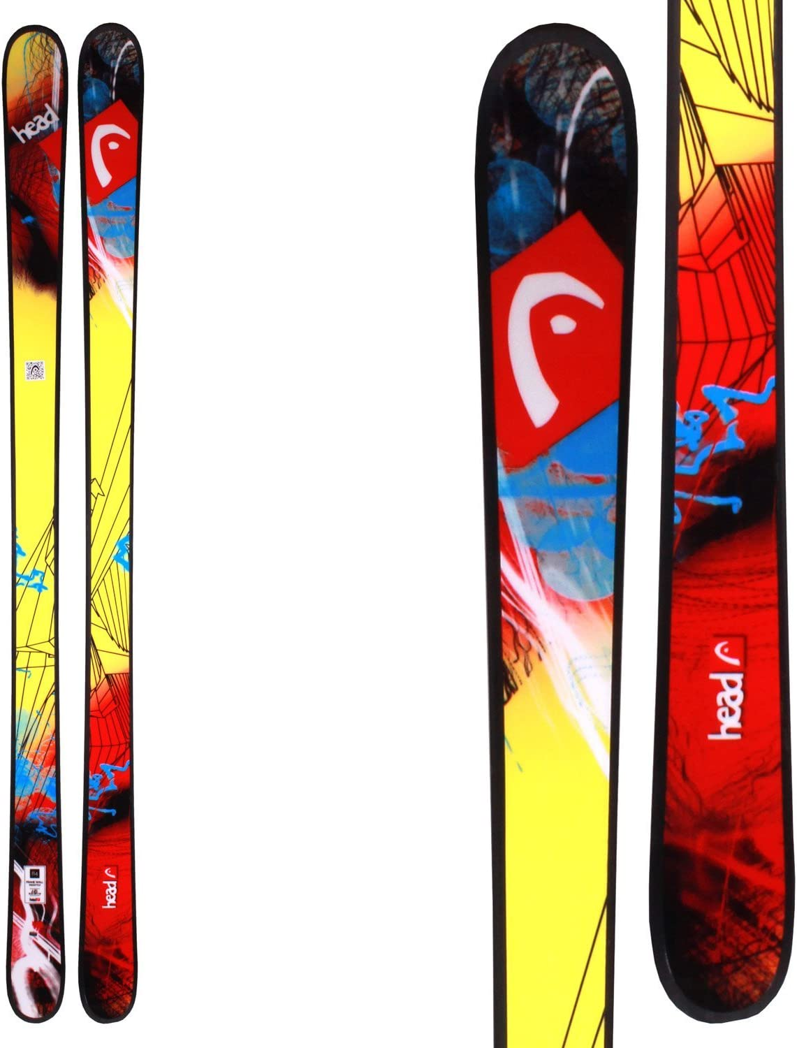 Ski Alpin Head Frame wall: Amazon.es: Deportes y aire libre
