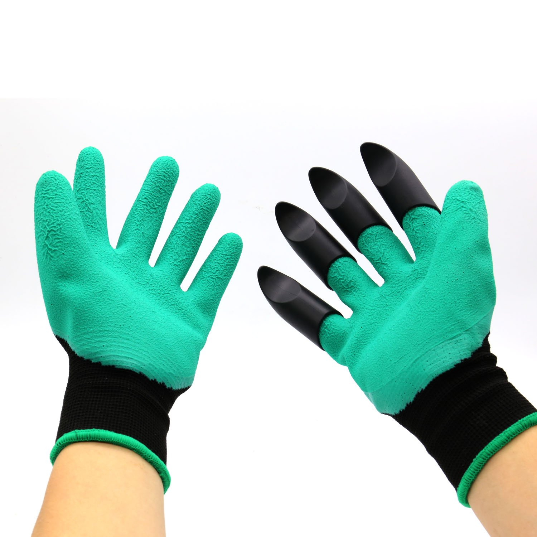 Garden Genie Gloves with Right Hand Sturdy Claws TAOHUIEU