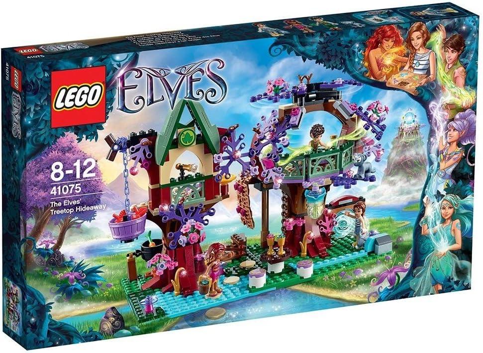 LEGO Elves 41075 The Elves' Treetop Hideaway