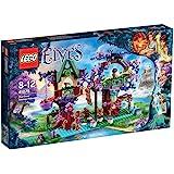 LEGO® Elves - 41075 - Jeu De Construction - La Cachette Secrète Des Elfes
