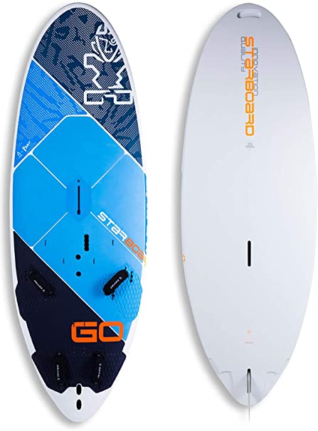 Amazon com : Starboard GO 3DX Windsurf Board : Sports & Outdoors