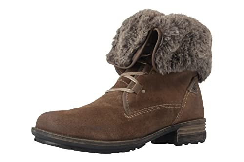 e5a15d9591b011 Josef Seibel Women s Large Boots Big Shoes