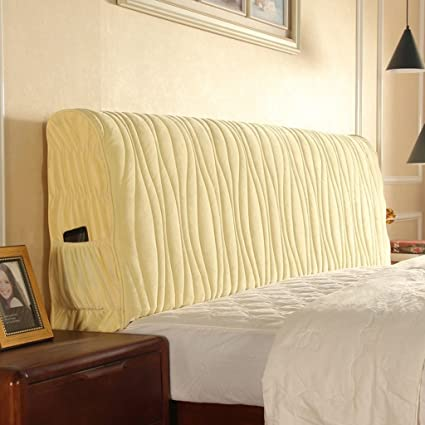 Amazon Com Taiyucover Stretch Bed Headboard Slipcovers Dustproof