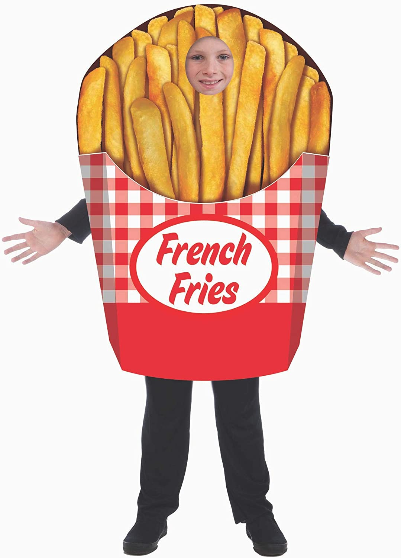 Forum Novelties French Fries Child Costume