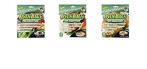 Debbie Meyer Cooking Bags (Oven Bag Variety Pack)