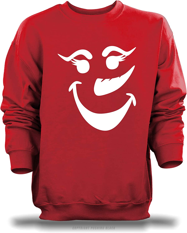 Holly Jolly Snowman Unisex Sweatshirt