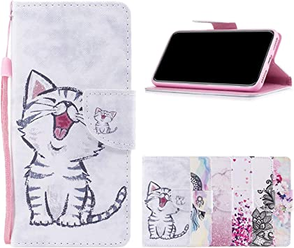 coque portefeuille huawei y6 2018 chat