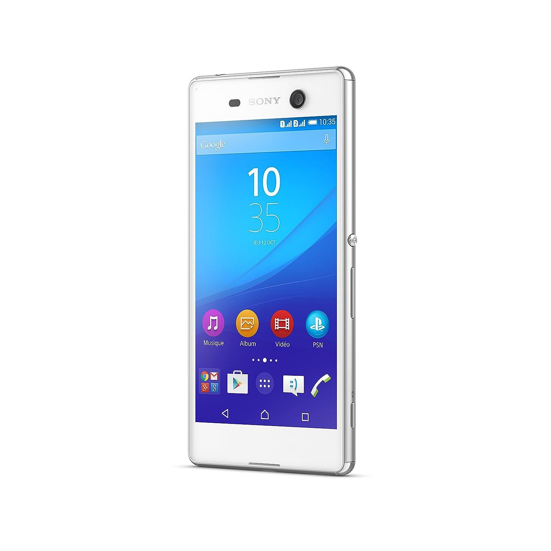 Sony Mobile Xperia Smartphone Dual Abierto 4G M5 (Pantalla ...