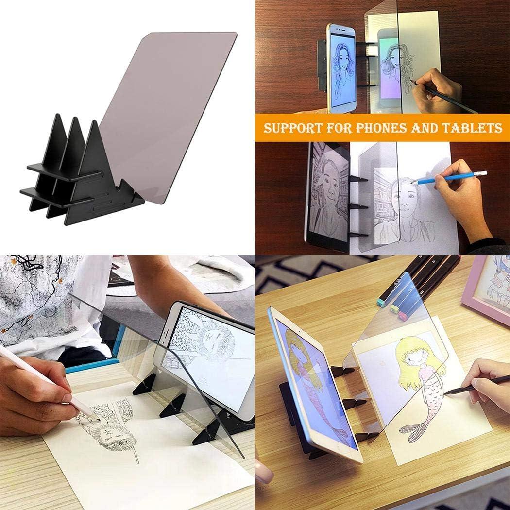 Kopiertischprojektion Linyi Board Optisches Zeichenbrett Pinsel-Sets