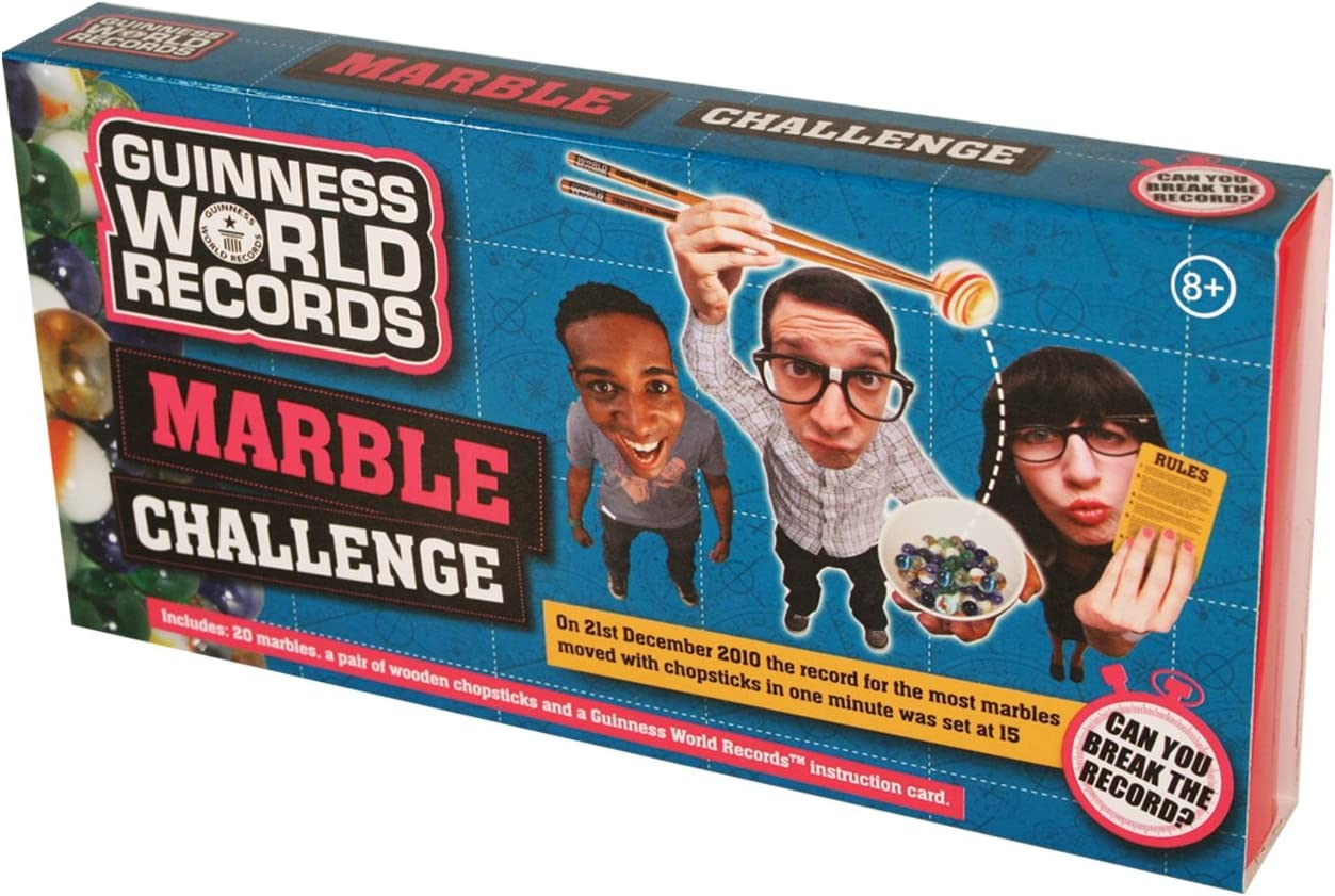 Guinness World Records Marble Challenge Game: Amazon.es: Juguetes y juegos