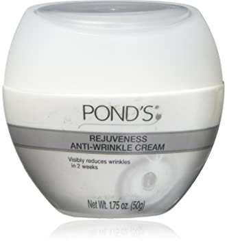 706b3a42e57 Amazon.com   Pond s Rejuveness Anti-Wrinkle Cream 1.75 oz. Jar ...