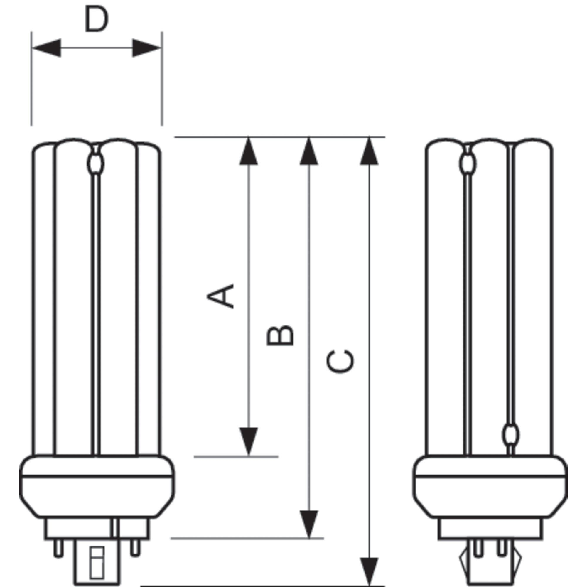 Philips (268326) PLT32W/30/4P/ALTO , Case of 12