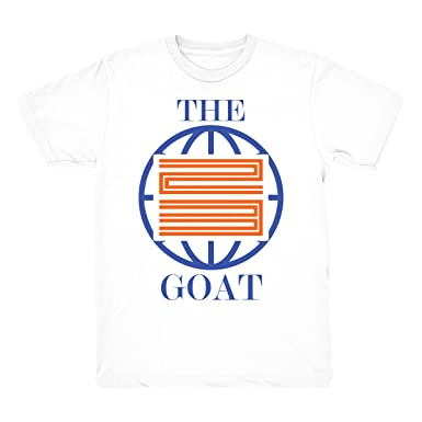 c10fddbe2637 International Flight 5 Global Goat Shirt to Match Jordan 5 International  Flight Sneakers - White t