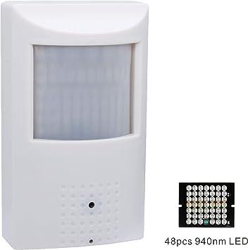 Wi-Fi Version Covert Hidden Spy PIR CCTV Camera Night Vision