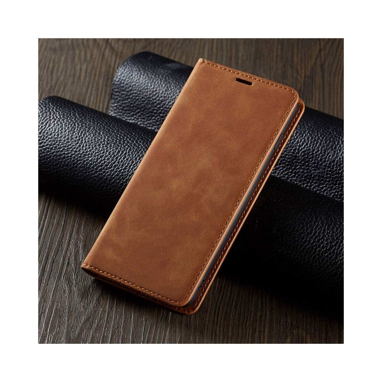 Amazon.com: Leather Flip A50 A60 A70 A40 A30 A20E A10 M10 ...