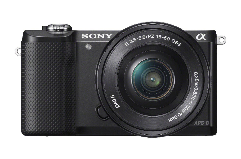 Gửi máy ảnh Sony Alpha a5000 Mirrorless đi mỹ từ hà nội