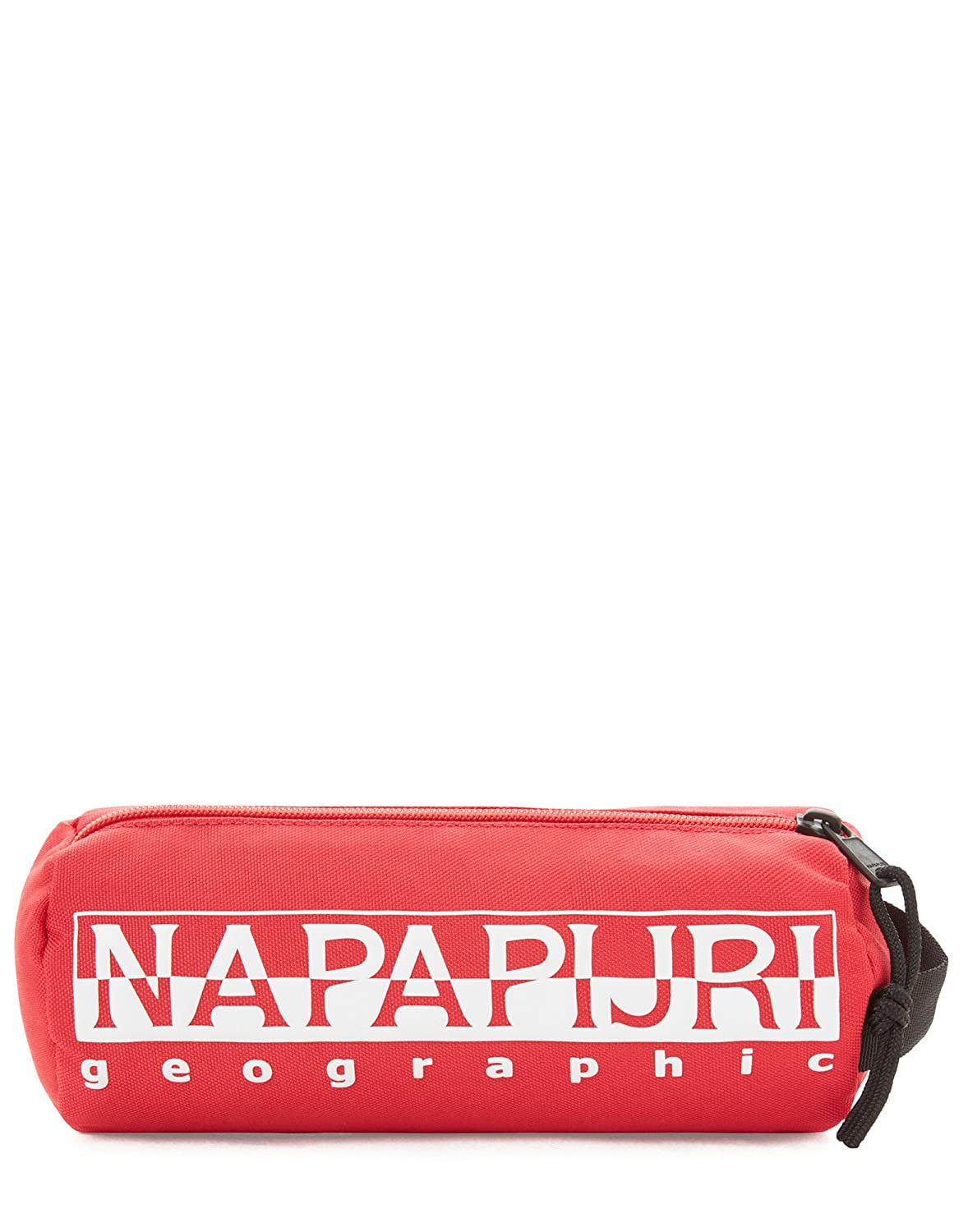 Napapijri HAPPY PENCIL CASE Estuches, 22 cm, Azul (Blu Marine)