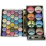 Pearl Sparkle Elegant 64 Eyeshadow Colors Makeup Kit Palette