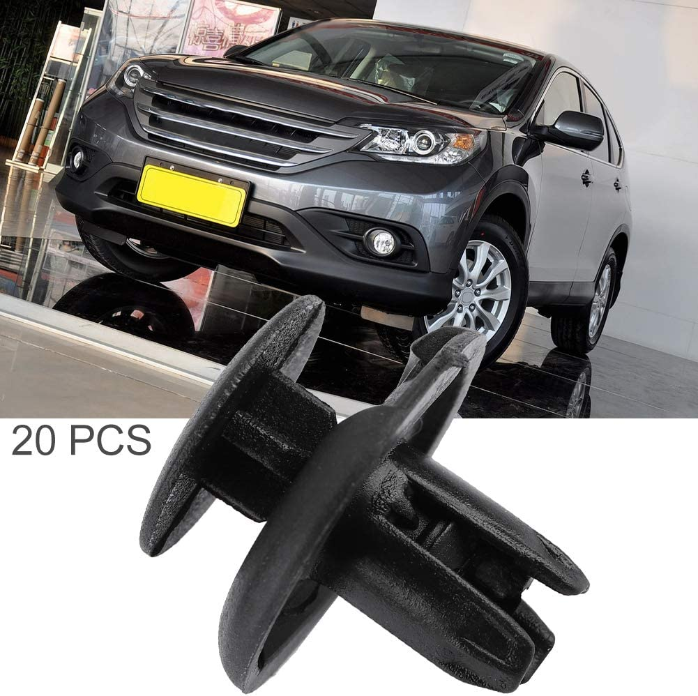 10pcs Attache de pare-chocs de porte de voiture Suuonee 91512-SX0-003 attaches de pare-chocs de voiture