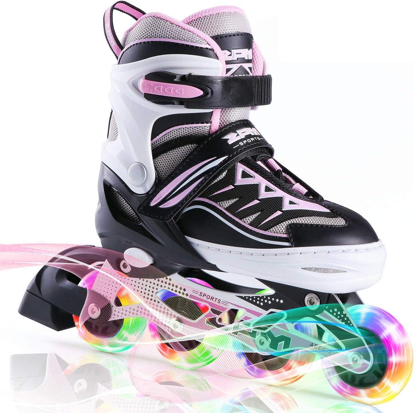 下午2点运动可调节溜冰鞋