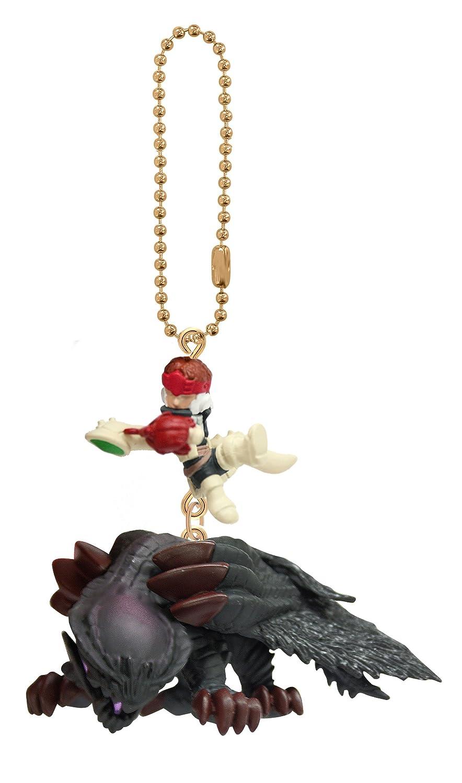 Mascot overlapping Monster Hunter (Gore-bend) (japan import ...