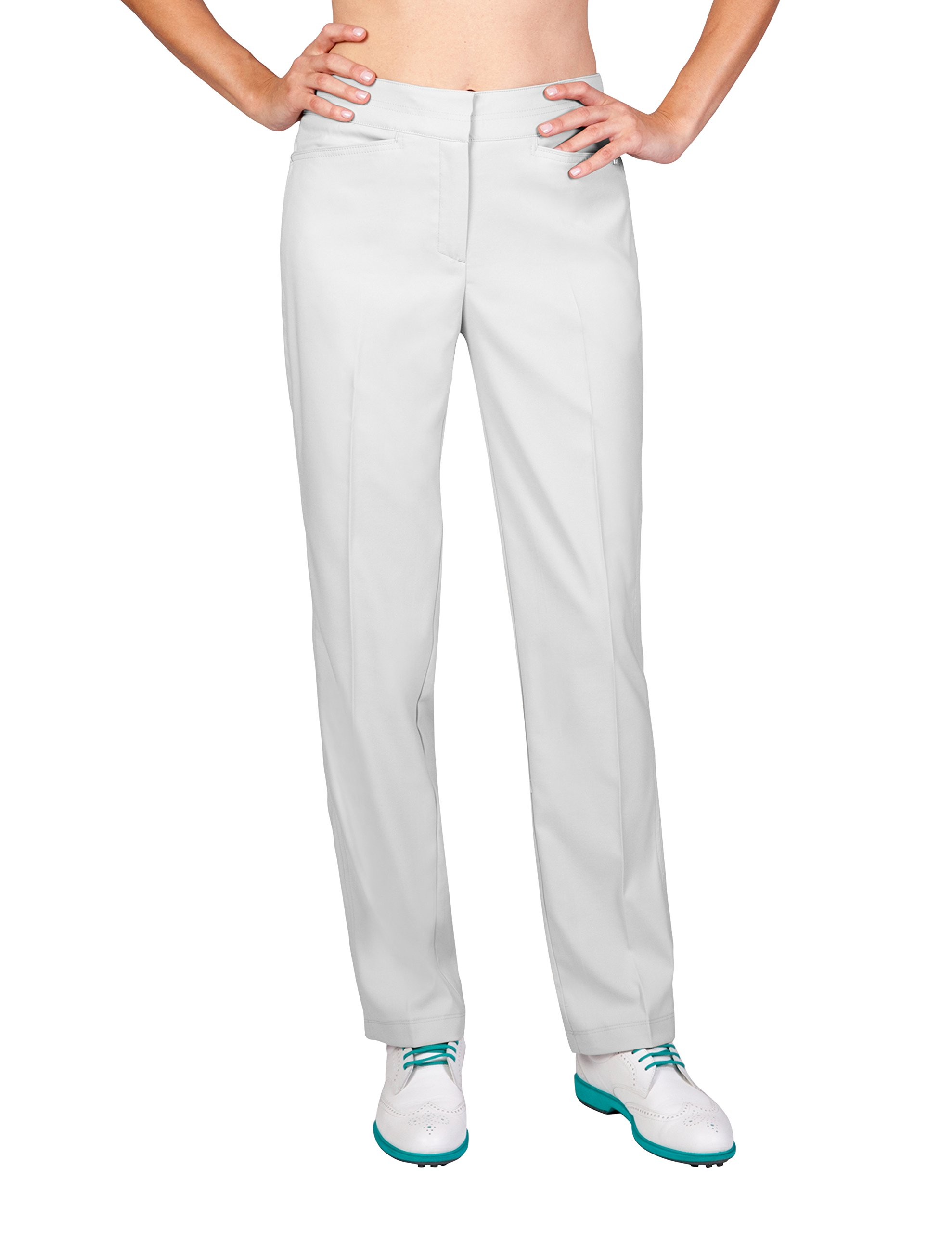 Tail Activewear Women's Classic Pant 4 Feather Grey