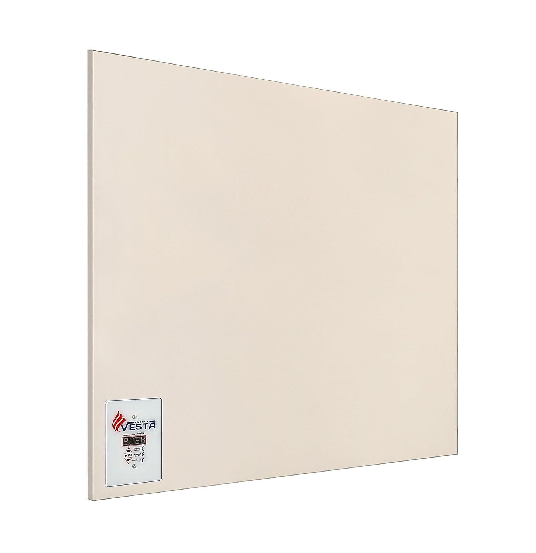 Infrarotheizung mit Thermostat 550Watt für jeden Raum Teploceramic TCM-RA 550