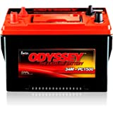 Odyssey Extreme PC1500/34M 850CCA AGM Group 34M Marine Battery 5 Day Wait for Emergency response: Police cruisers, fire trucks, ambulances. 4X4 Off-Road/Off-road vehicles - SUVS, Light trucks. Heavy Duty/Commercial Tractor trailers Earth-moving construction equipment, Farm, and Lawnmower Cars and Motorcycles: ATVS, Snowmobiles, Personal watercraft, Ultralight and Gyrocopter aircraft High Performance and Modified Vehicles: Tuner cars, Race cars, Dragsters Sound and Video Packages