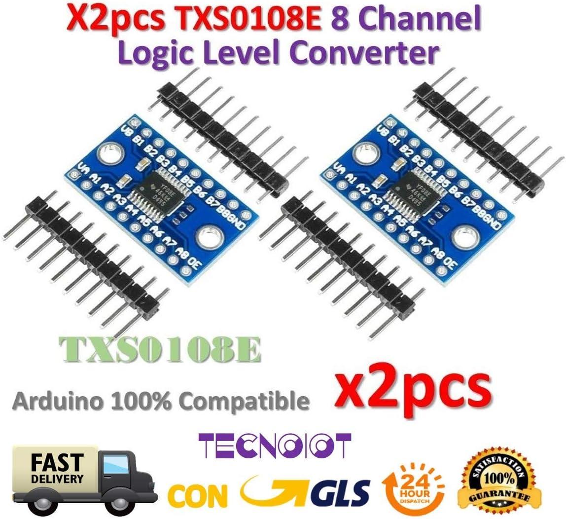 2Pcs Deux Canaux Iic I2C Convertisseur De Niveau Logique Module Bidirectionne og