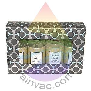 Rainbow Genuine Tea Tree Mint Luxury Collection Pack for Rainbow and RainMate