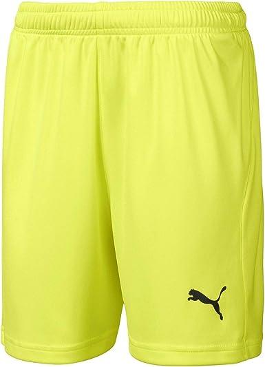 Puma Liga Shorts Core Jr Pantalones Cortos De Futbol Unisex Ninos Amazon Es Ropa Y Accesorios