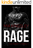 Tied To Rage (The Moretti Family 1) (German Edition)