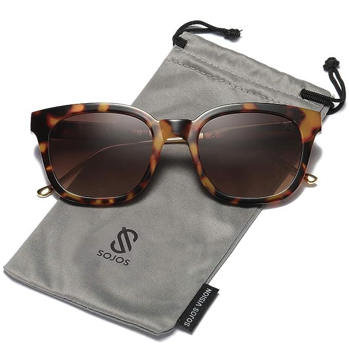 Amazon.com: SOJOS SJ2050 - Lentes de sol polarizadas ...