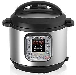 Instant Pot IP-DUO60 7-in-1 Multi-Functional Pressure Cooker