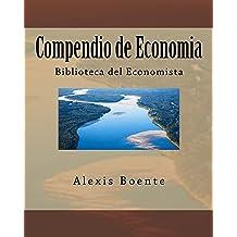 Compendio de Economia (Spanish Edition) Nov 28, 2013