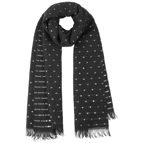 Sombreroshop Bufanda Reversible Silver Dots pañuelo de mujerbufanda mujer