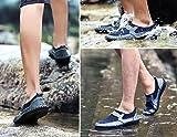 LOUECHY Men's Notus Mesh Walking Loafers Breathable