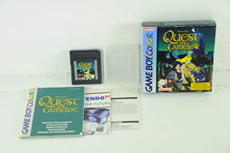 Amazon.com: Quest For Camelot: Unknown: Video Games