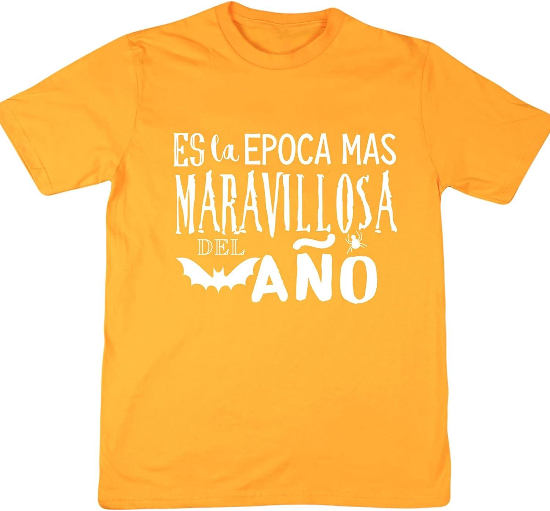 HippoWarehouse Es La Época Más Maravillosa Del Año camiseta manga corta unisex: Amazon.es: Ropa y accesorios