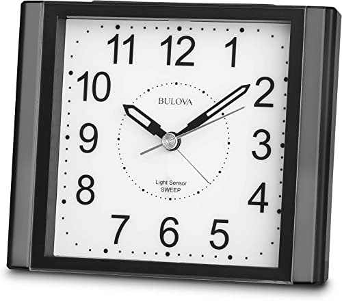 Bulova B1872 Moonbeam Alarm Clock